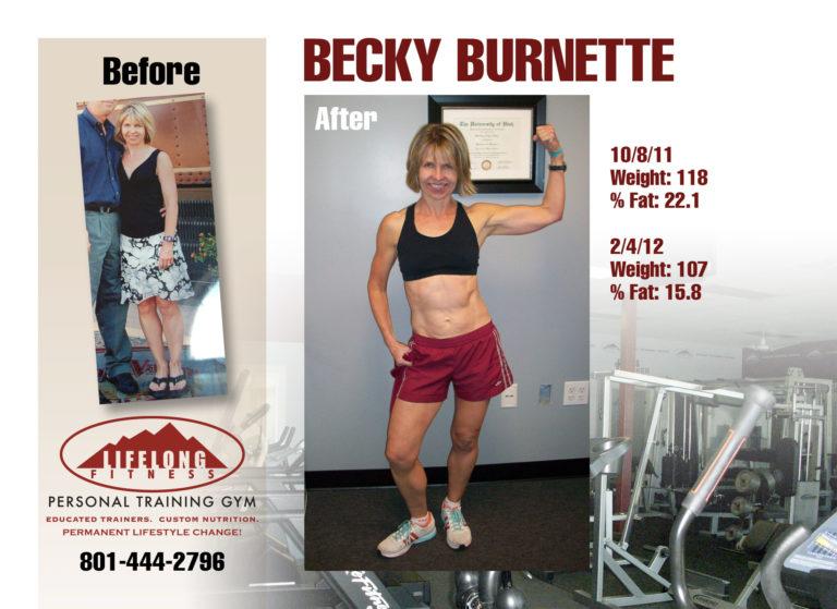 Testimonial BeckyBurnette