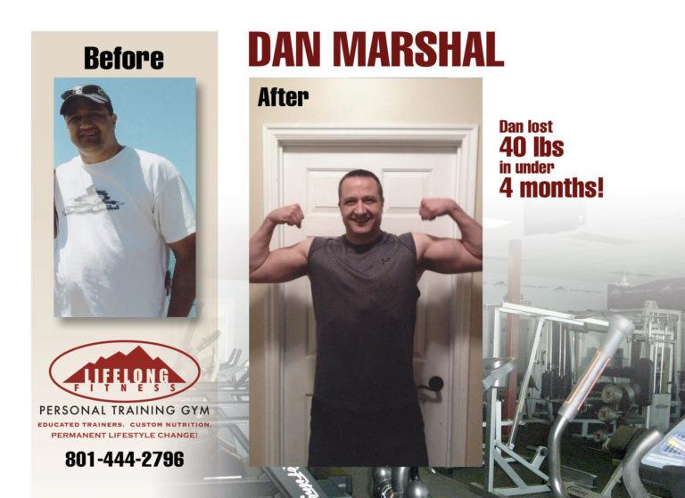 Testimonial DanMarshal